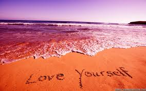 love yourself beach