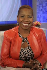 Iyanla Vanzant (image from Huffington Post)